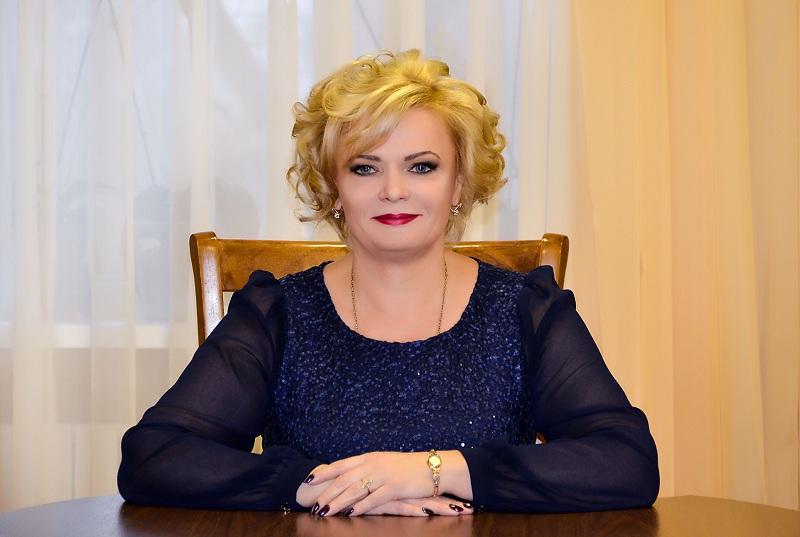 Глава Администрации Черноморского района Республики Крым Людмилы Николаевны Глушко