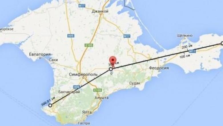Главная крымская дорога «Таврида» станет трассой 1-ой категории