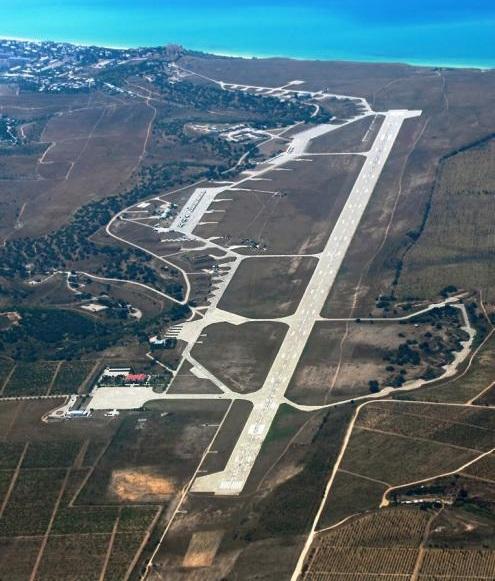 Аэропорт «Бельбек» заработает для гражданских уже к 2020 году
