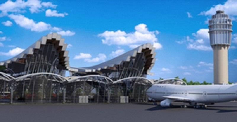Строительство гражданского сектора аэропорта Бельбек начнется в 2019 году