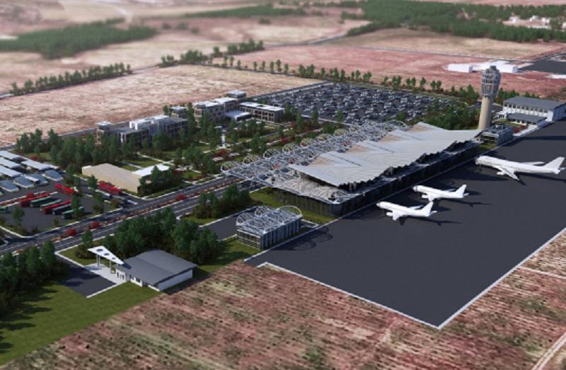 Для строительства аэропорта «Бельбек» из частной собственности изымут 28 га