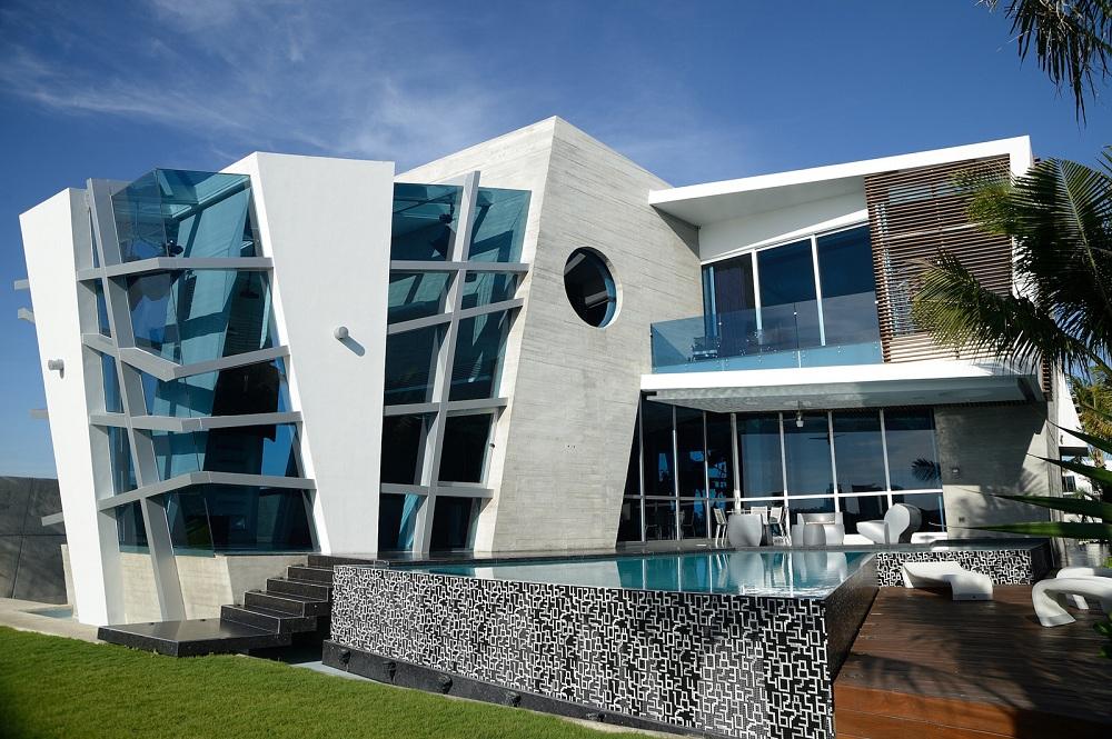 архитектор спроектировал дом вдохновленный танцем танго Республика
