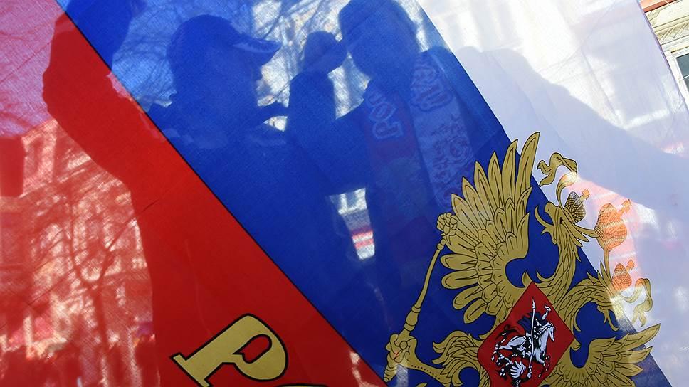 Москалькова решила проверить массовое лишение крымчан гражданства России