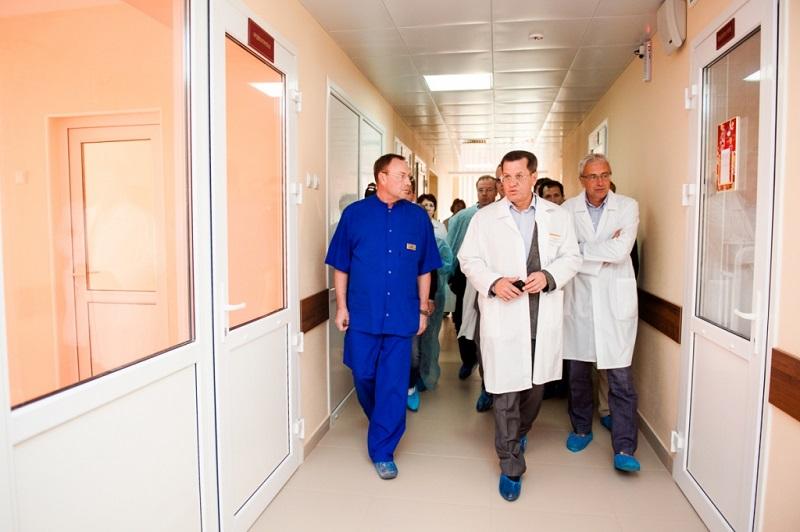 Главврачи севастопольских больниц будут отвечать за капитальный ремонт