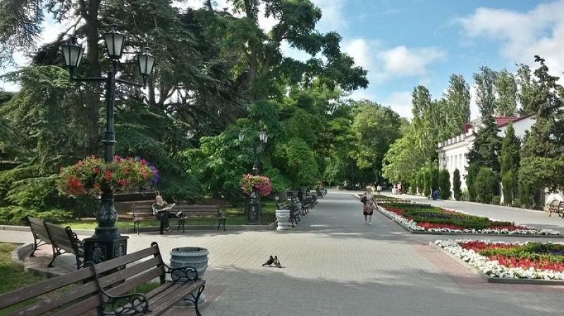 На благоустройство и строительство парков Севастополя запланировано 4,8 млрд рублей