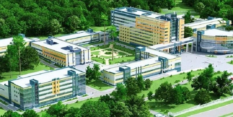 Под Симферополем началось строительство многопрофильного медицинского центра