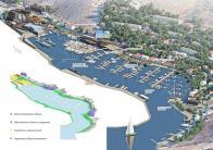 Проект яхтенной марины в Балаклавской бухте