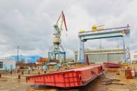 Как будут поступать стройматериалы для Керченского моста