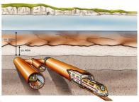 В Крыму опять хотят строить тоннель через Керченский пролив