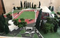 Эскизный проект стадиона Авангард в Ялте