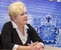 Светлана Рендак, директор центра занятости Севастополя: Почти полдень