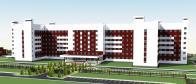 Проект городской клинической больницы скорой медицинской помощи г. Рязань