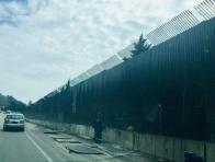 Забор в Оливе