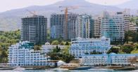 Ялта, застроенная многоэтажными монстрами
